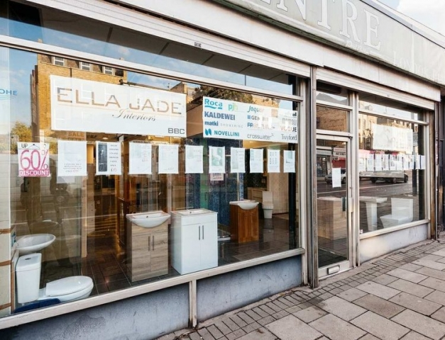 Holloway Road large retail unit to let